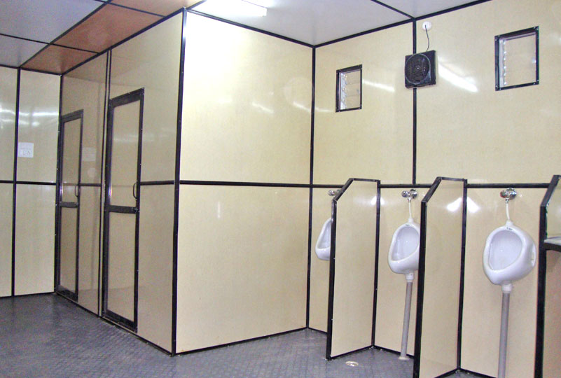 Portable Office Toilets Manufacturers in Hyderabad